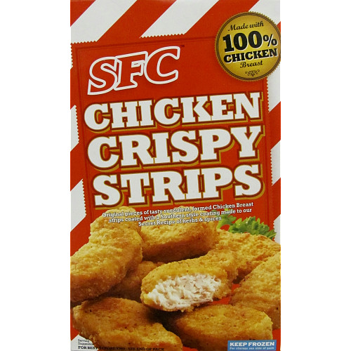 SFC Crispy Chicken Mini Fillets