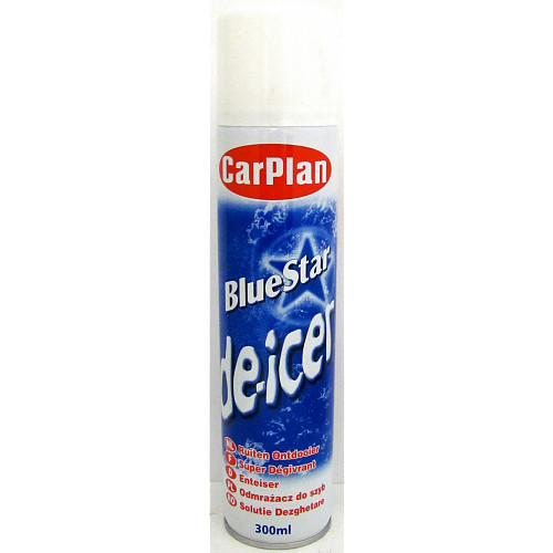 CarPlan Blue Star De Icer 300ml
