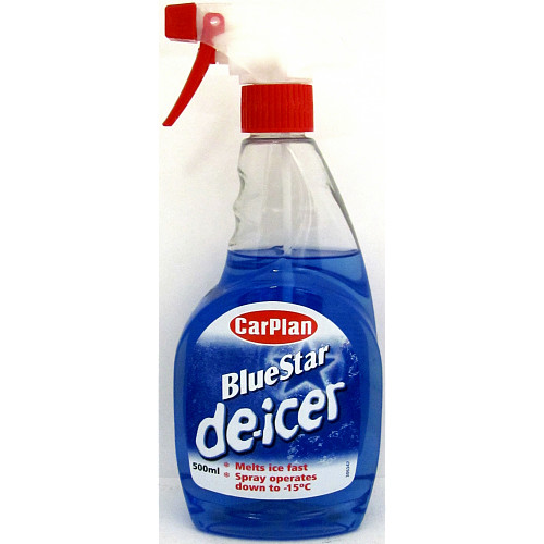 CarPlan Blue Star De-Icer 500ml
