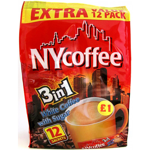 Ny Coffee 3In1 Extra Value 12s
