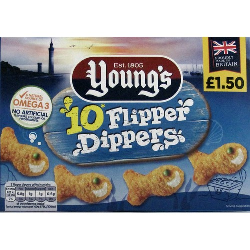 Youngs Flipper Dippers PM £1.50