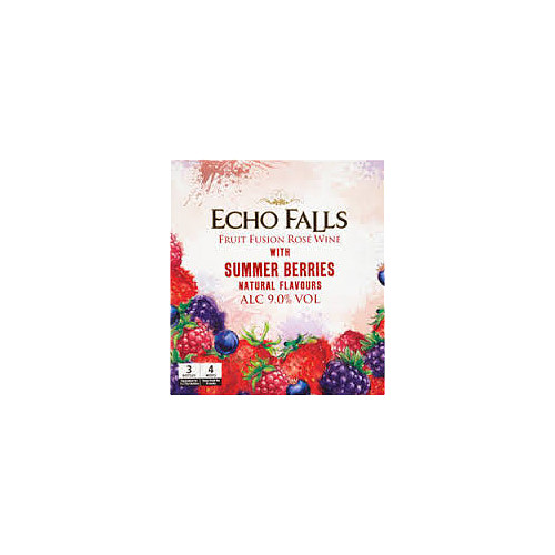 Echo Falls Summer Berries Bag In Box