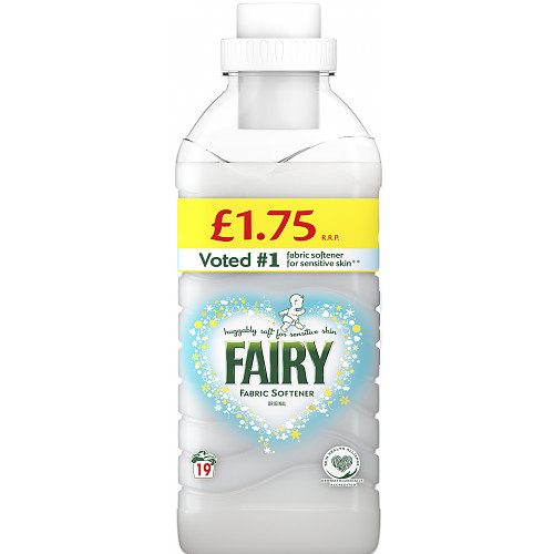 Fairy Fabric Conditioner Original 665ml 19 Washes
