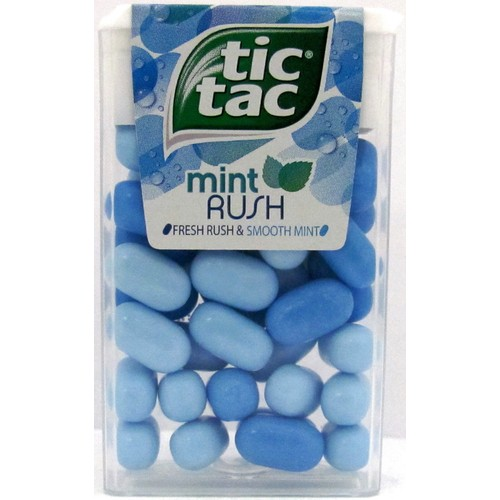 Tic Tac Intense Mint 18g