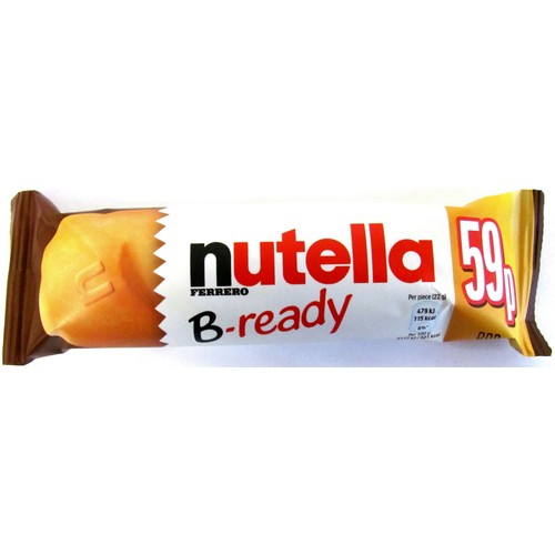 Nutella B-Ready T1X36 PM 59p