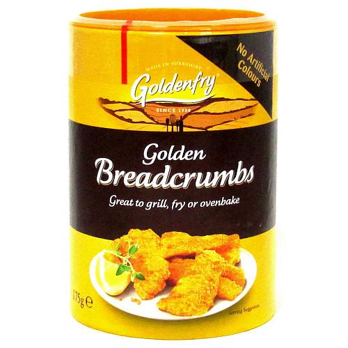Goldenfry Golden Breadcrumbs 175g
