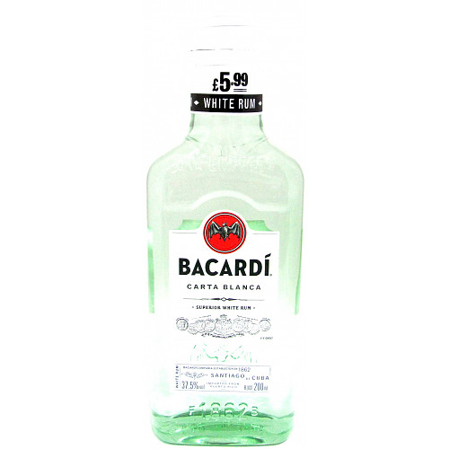 Bacardi PM £5.99