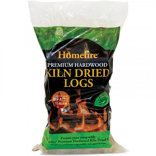 Homefire Premium Hardwood Kiln Dried Logs