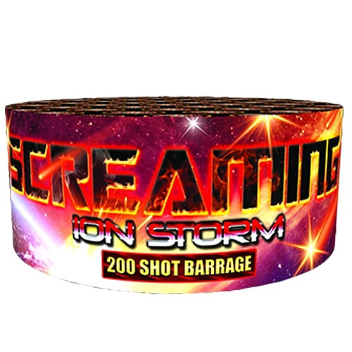 Screaming Ion Storm