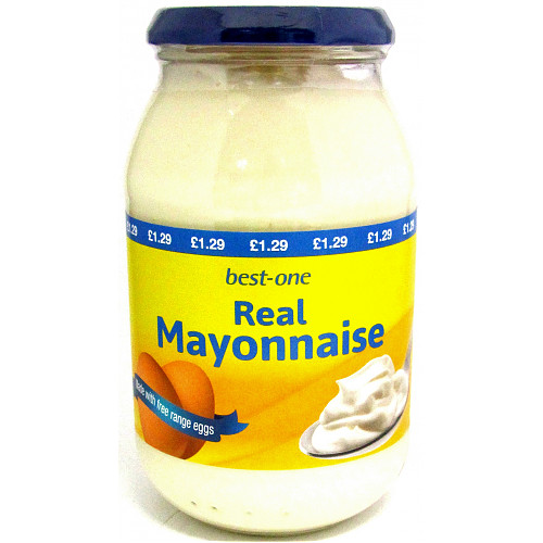 Best-One Real Mayonnaise 500ml