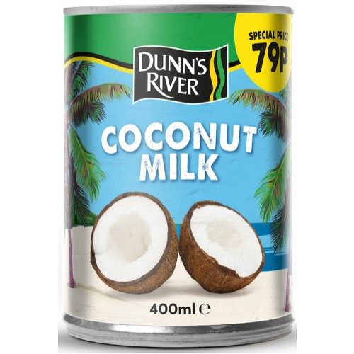 Dunns River Coconut Milk PM 79p