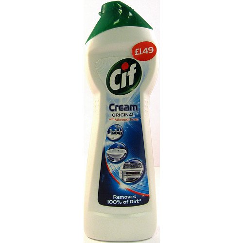 Cif Cream White PM £1.49