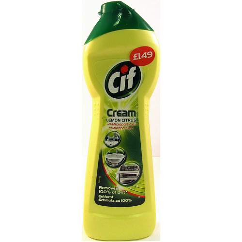 Cif Cream Lemon PM £1.49