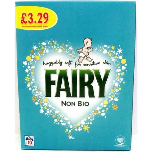 Fairy Non-Bio Washing Powder 650 G 10 Washes