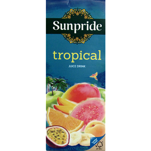 Sunpride Tropical 1.5Ltr