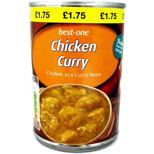 Best-One Chicken Curry 400g