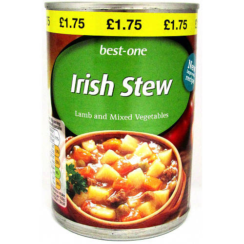 Best-One Irish Stew 390g