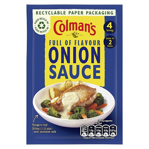 Colman's Onion Sauce Mix 35g