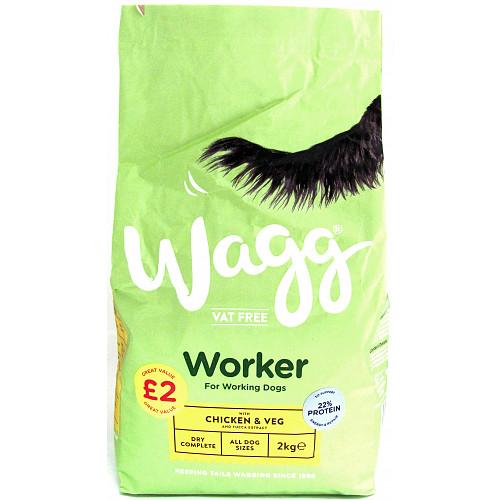 Wagg Worker Chicken PM £2