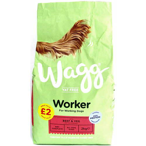 Wagg Worker Beef PM £2
