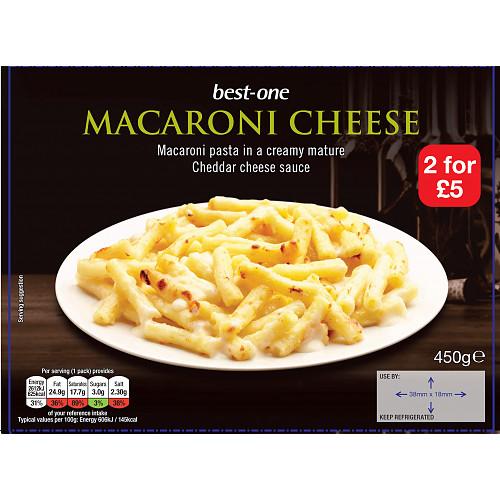 Bestone Macaroni Cheese PM 2For £5