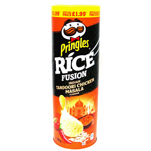 Pringles Rice Chicken Tikka Masala PM £1.99