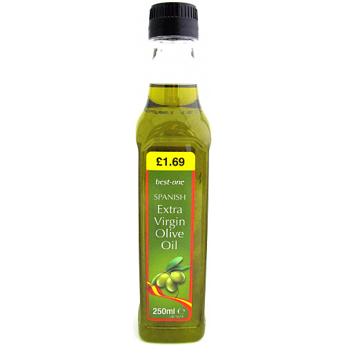Best-One Spanish Extra Virgin Olive Oil 250ml