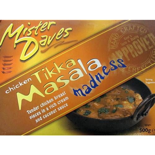 Mr Daves Chicken Masala