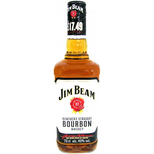 Jim Beam PM £17.49