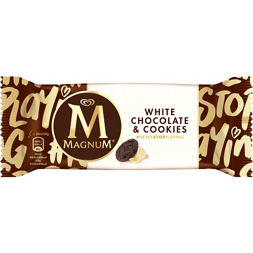 Magnum White Chocolate & Cookies 90ml