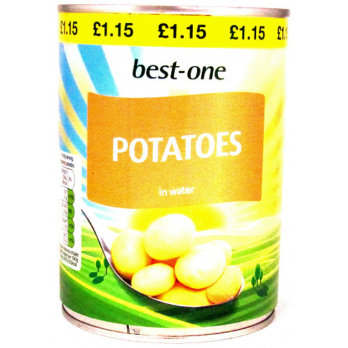 Best-One Potatoes in Water 560g