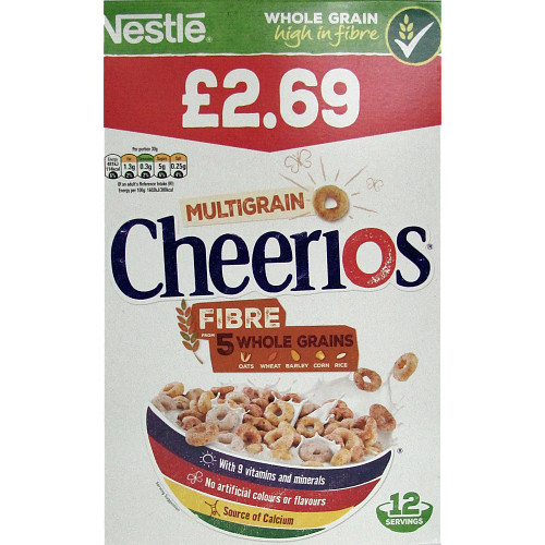 Cheerios PM £2.69