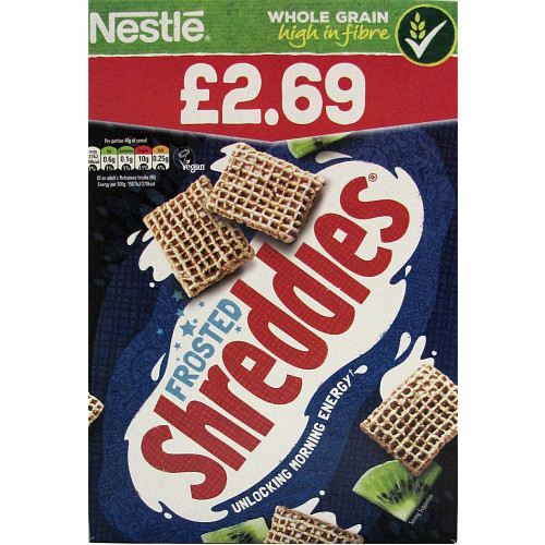 Shreddies Frosted 500g