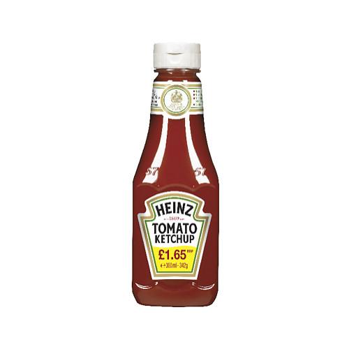 Heinz Tomato Ketchup 342g