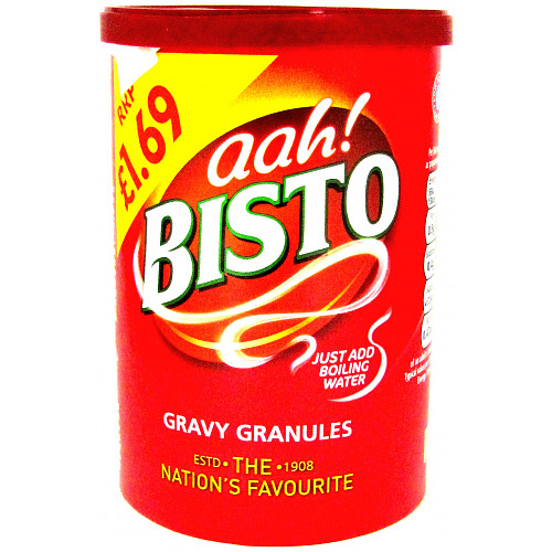 Bisto Gravy Granules 170g PMP
