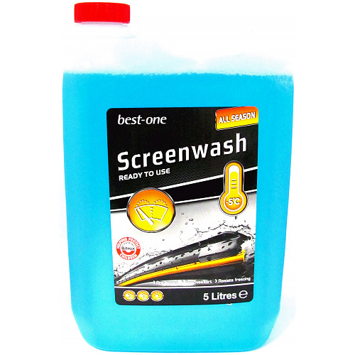 Bestone -5 Ready To Use Screenwash