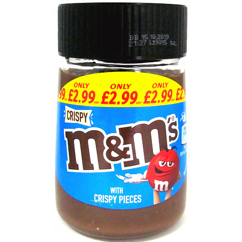 M & M Chocolate Spread PM £2.99