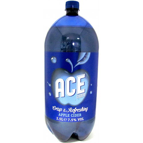 Ace Cider Crisp & Refreshing Apple Cider 2.5 Litres