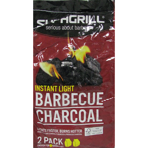 Supagrill Instant Light Charcoal