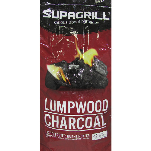 Supagrill Lumpwood Medium