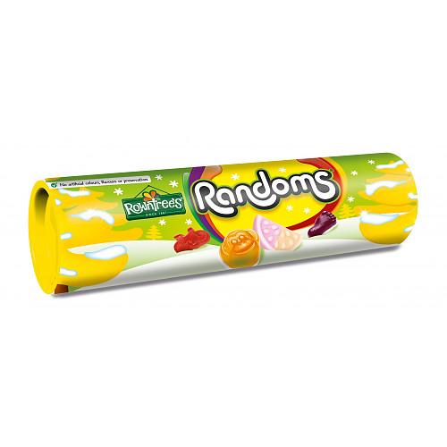 Rowntree's Randoms Sweets Giant Tube 100g