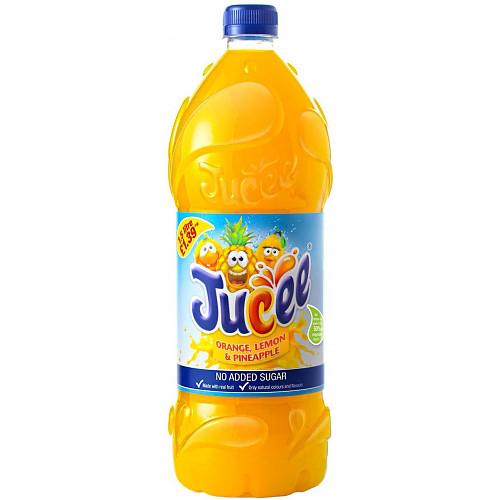 Jucee Orange Lemon & Pineapple Nas PM £1.39