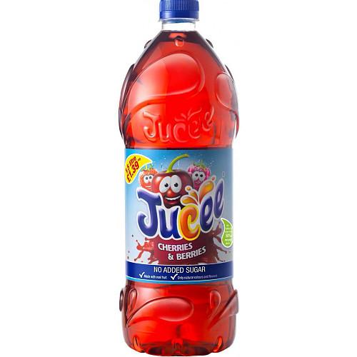 Jucee Cherry & Berry PM £1.39