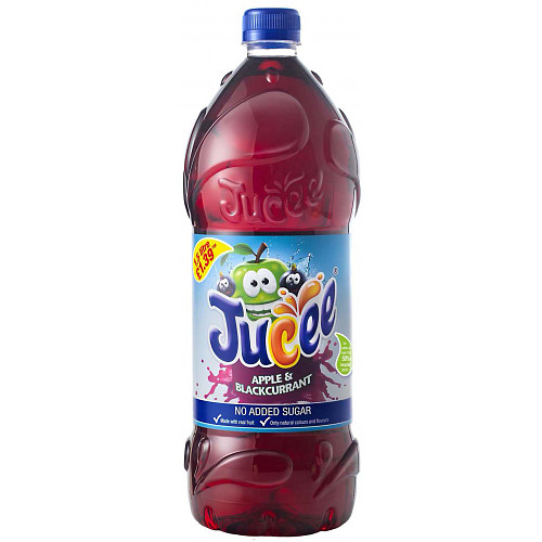 Jucee Nas Apple & Blackcurrant PM £1.39