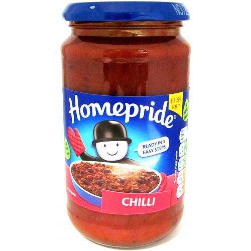Homepride Chilli PM £1.59