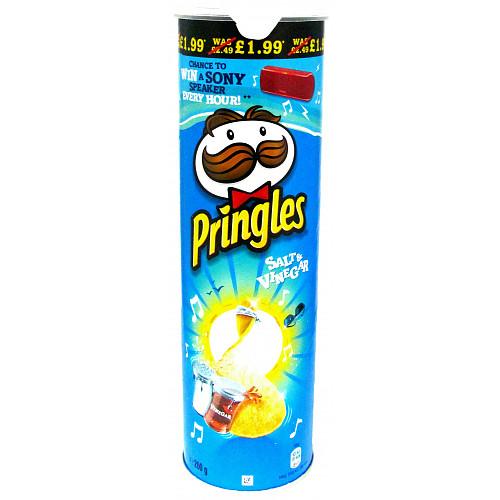 Pringles Salt & Vinegar PM £1.99