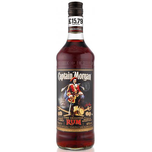 Captain Morgan The Original Rum PM £15.79