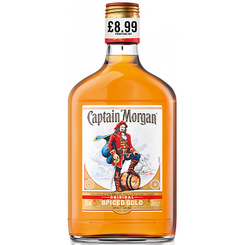 Captain Morgan Original Spiced Gold 35cl PMP £8.99
