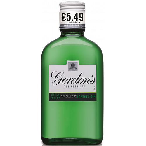 Gordon's London Dry Gin 20cl PMP £5.49