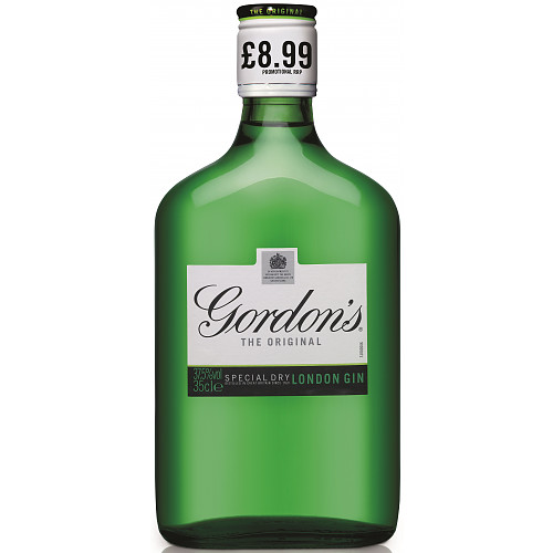 Gordon's London Dry Gin 35cl PMP £8.99
